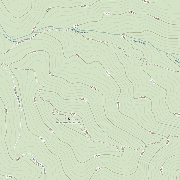 Designing a topo map for search and rescue – Azimuth1